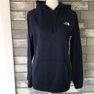The North face pullover hoodie size L